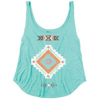 Billabong Be Realistic Tank - Mo-Mint - J4242BER				 | 