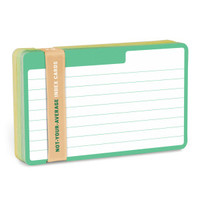 Knock Knock Tabbed Index Cards - Official Shop
