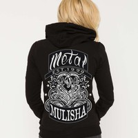 Metal Mulisha RIDE ON ZIP FLEECE - ONLINE EXCLUSIVE!!