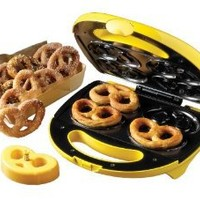 Nostalgia Electrics SPF200 Soft Pretzel Maker: Amazon.com: Kitchen & Dining