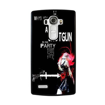 the pretty reckless quotes lg g4 case cover  number 2