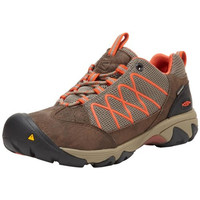 Keen Womens Verdi II WP Leather Mesh Inset Hiking, Trail Shoes