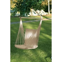 Cotton Padded Hanging Swing Chair