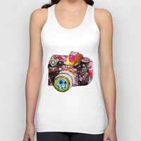Picture This Unisex Tank Top by Bianca Green