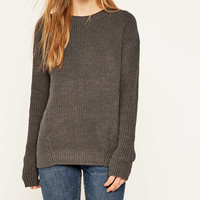 Urban Outfitters Cotton Crew Neck Jumper - Urban Outfitters