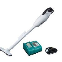 Makita BCL180W 18-Volt Compact Lithium-Ion Cordless Vacuum Kit - The Power Hand Tools Review