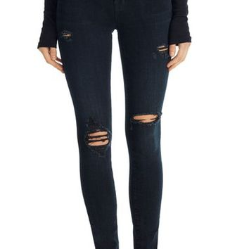 J Brand '2311 Maria' High Rise Skinny Jeans (Destructed Sanctity) | Nordstrom