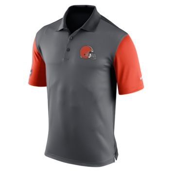 Nike Preseason (NFL Browns) Men's Polo Shirt