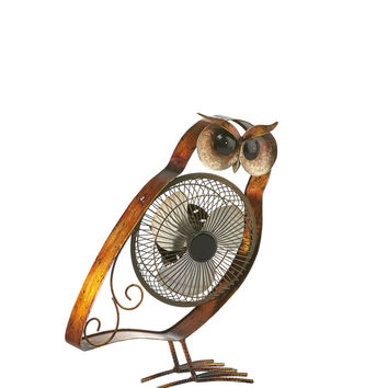 USB Fan - Owl