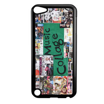 Broadway Musical Collage Ipod 5 Case