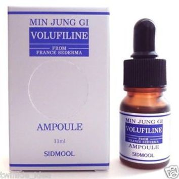 Sidmool Min Jung Gi Volufiline Ampoule 11ml /0.37oz Volufiline 100% K-beauty 8809236795443 | eBay