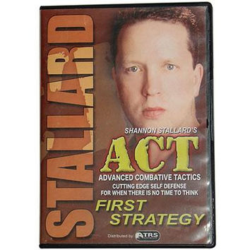 Advanced Combat Tactics DVD - Shannon Stallard