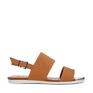 ASOS FOOTFALL Flat Sandals