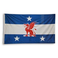 Beta Theta Pi Chapter Fraternity Flag 3 x 5 Polyester Use as a Banner Large Decor Official Licensed