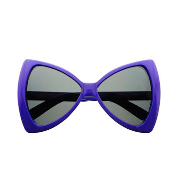 Huge Oversized Cute Party Bow Fashion Womens Sunglasses O63