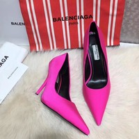 Balenciaga Women Fashion Casual Heels Shoes