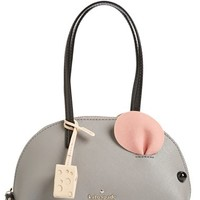 kate spade new york 'cat's meow' mouse bag - Grey