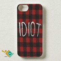 5SOS Michael Clifford Idiot Flanel | Five Seconds of Summer | iPhone 4 4S 5 5S 5C 6 6+ Case | Samsung Galaxy S3 S4 S5 Cover | HTC One M8 Cases