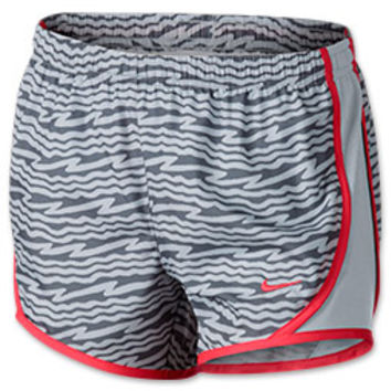 Girls' Nike Tempo Graphics Running Shorts