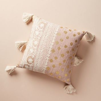 Tasselled Constance Cushion