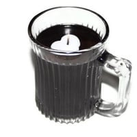Coffee Candle Mug Highly Scented in Fresh Brewed Coffee Perfect Gift for Any Coffee Lover