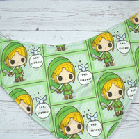 Link: hey, listen!, PKBandana BibInstock and ready to ship