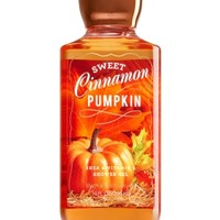 Shower Gel Sweet Cinnamon Pumpkin