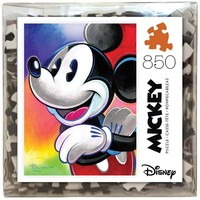 Disney Mickey Mouse - 850 Piece Jigsaw Puzzle