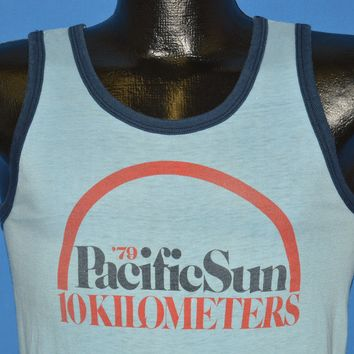 70 Pacific Sun 10 Km Race 1979 t-shirt Small