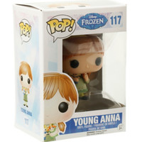 Funko Disney Frozen Pop! Young Anna Vinyl Figure