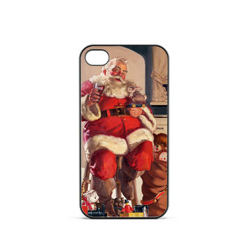 Santa Coke iPhone 4 / 4s Case