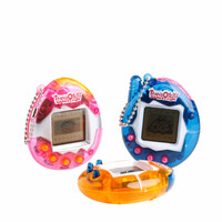 90S Nostalgic 49 Pets Virtual Cyber Pet Game Child Toy Key Tamagotchi Buckles