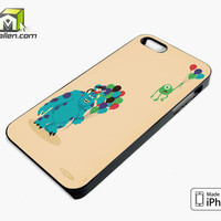 Monster Inc Baloon iPhone 5s Case Cover by Avallen