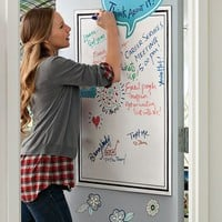 Dry-Erase Message Board Decal