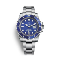 Rolex Submariner Date Watch: 18 ct white gold - 116619LB