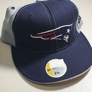 NEW ENGLAND PATRIOTS NEW ERA NFL FITTED HATS SHIPPING