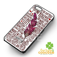 5 Seconds Of Summer Amnesia Lyric Art Love Song -swrh for iPhone 4/4S/5/5S/5C/6/ 6+,samsung S3/S4/S5/S6 Regular/S6 Edge,samsung note 3/4