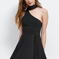 Selfie Leslie One Shoulder Fit and Flare Dress at PacSun.com