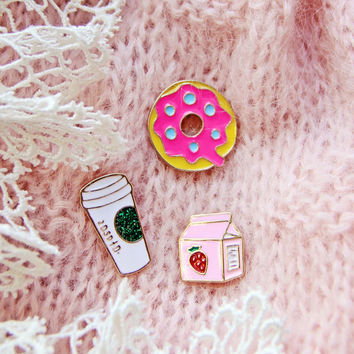 Sweet Treat Pin Set
