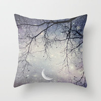 Enchanted Throw Pillow by SSC Photography