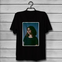 Alessia Cara Custom T-Shirt Tank Top Men and Woman