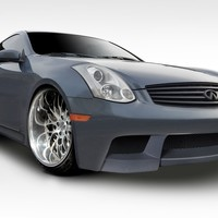 2003-2007 Infiniti G Coupe 2DR G35 Duraflex D-Spec Body Kit - 4 Piece