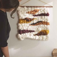 Jeannie Helzer X UO Night Waves Wall Hanging