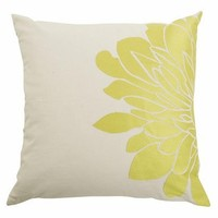 BlissLiving Home Gemini Citron Pillow