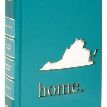 Second Nature By Hand 'Home' Repurposed Book Art | Nordstrom