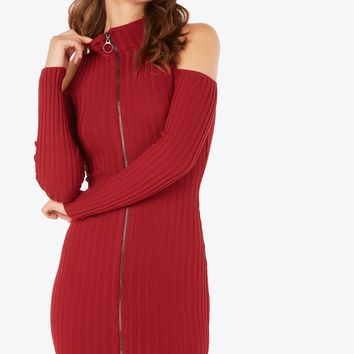 All The Way Down Dress