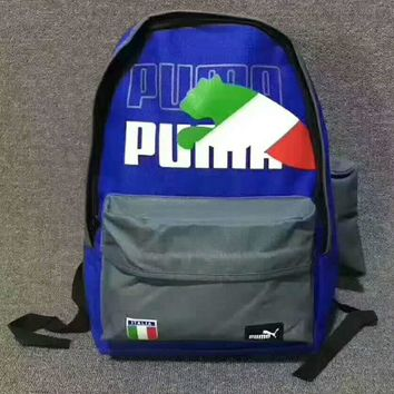 """PUMA"" Trending Fashion Sport Laptop Bag Shoulder School Bag Backpack G-JJ-MYZDL"