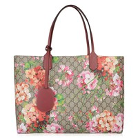 Blooms Reversible Shopper