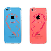 BFF Clear Phone Cases