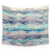 Society6 Ocean Wall Tapestry